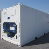Nieuwe 20ft Reefer Container