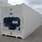 Nieuwe 40ft Reefer Container