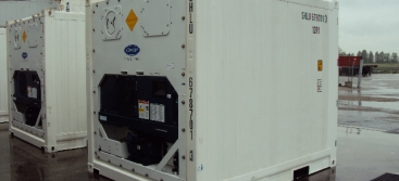 Nieuwe 10ft Reefer Container